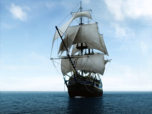 ship-in-an-ocean-830774